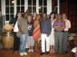 Le comité d'organisation du TERRA Festival à la sucrerie de Nogent, Sainte Rose