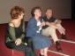 Christiane Thirion, Marie-Pierre Cabello et Alain Zecchini