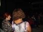 Agnès et Claudy parlent au public après la projection