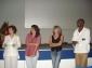 Christine Della-Maggiora et Dominique Roberjot entourées par Christiane et Jacques