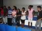Les élèves du collège Maurice Satineau accompagnés par Stéphane Poupin ont présenté leur film sur la réserve de biosphère de la République Dominicaine
