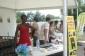 sur le stand de Guadeloupe Nature Environnement