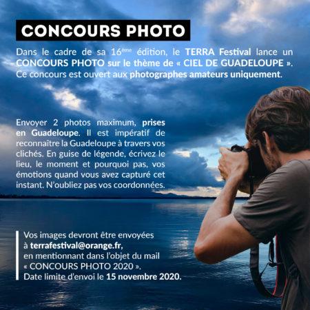 Concours Photo 2020 : Ciel de Guadeloupe