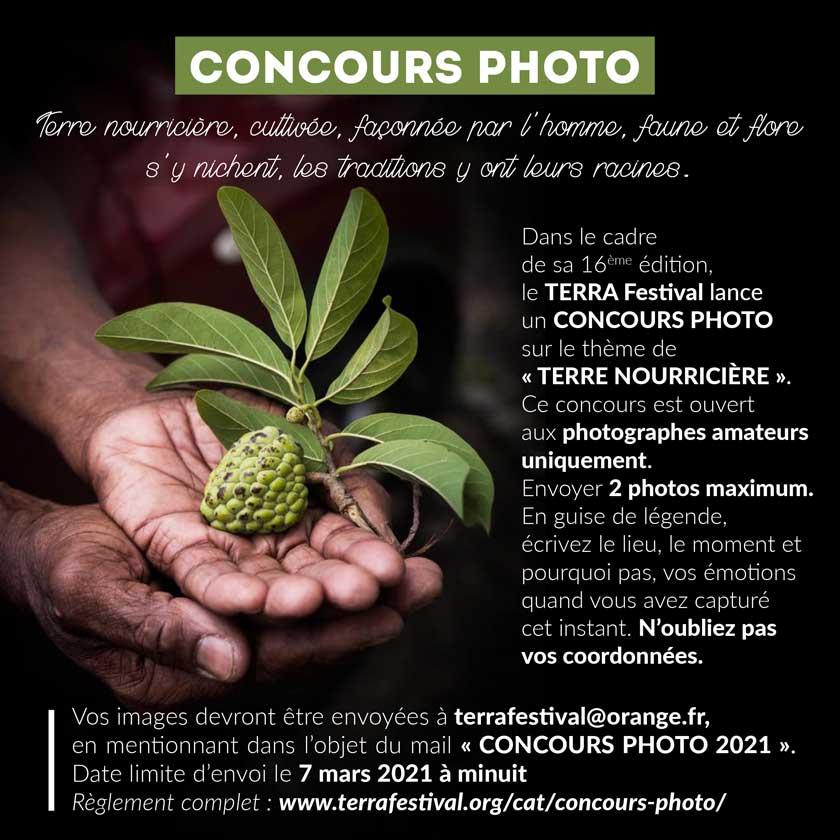 Concours Photo 2021 : Terre nourricière